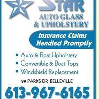 Star Auto Glass & Upholstery logo
