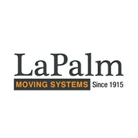 LaPalm Moving Systems logo