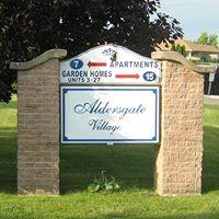 Aldersgate Village logo