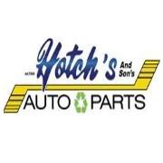 Hotch's Auto Parts logo