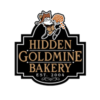 Hidden Goldmine Bakery logo