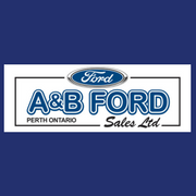 A & B Ford Sales Ltd logo