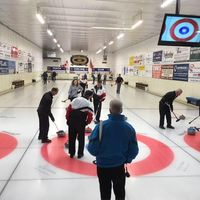 Perth Curling Club logo