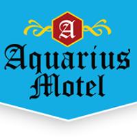 Aquarius Motel logo
