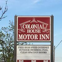 Colonial House Motor Inn logo