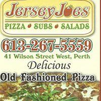 Jersey Joe's Pizza & Subs logo