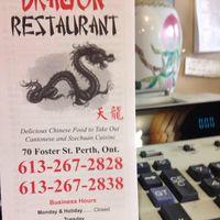 Skye Dragon Restaurant logo