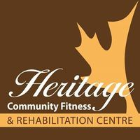 Heritage Community Fitness Centre logo