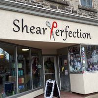 Shear Perfection Hair Design logo