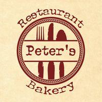 Peter's Restaurant & Bakery logo