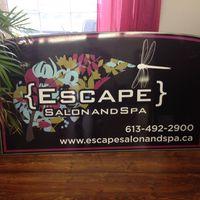 Escape Salon And Spa logo