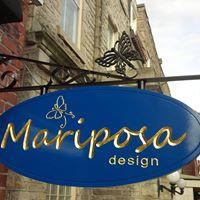 Mariposa Design logo