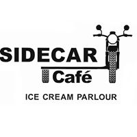 Sidecar Cafe & Ice Cream Parlour logo
