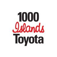 1000 Islands Toyota logo