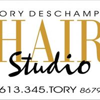 Tory Deschamps Hair Studio logo