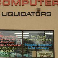 Computer Liquidators logo