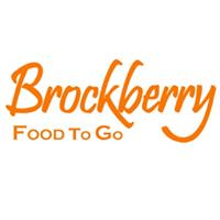 Brockberry Cafe & Suites logo