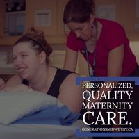 Generations Midwifery Care logo