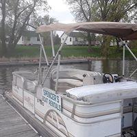 Spencer's Cottages & Boat Rentals logo