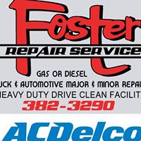 Foster Repair Service logo