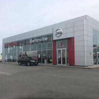 Belleville Nissan logo