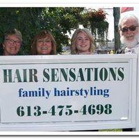 Hair Sensations logo