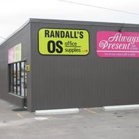 Randall's Office Plus logo