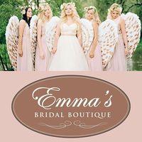 Emma's Bridal Boutique logo