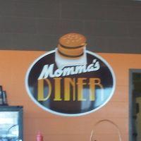Momma's Diner logo