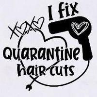 Tenacious Hair Studio logo
