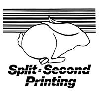 Split-Second Printing logo