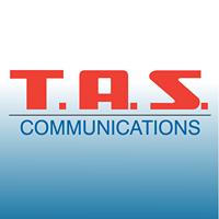 TAS Communications logo