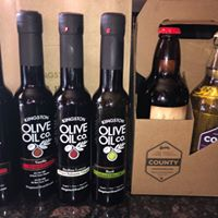 Kingston Olive Oil logo