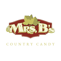Mrs B's Country Candy logo