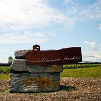Norman Hardie Winery logo