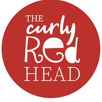 The Curly Red Head logo