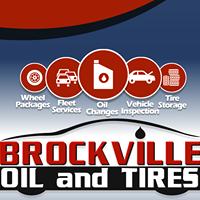 Brockville Oil & Tires logo