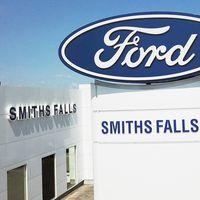 Smiths Falls Ford logo