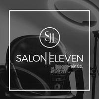 Salon Eleven Hair Co logo