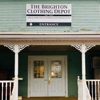 The Brighton Clothing Depot logo