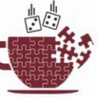 Pieces Board Game Cafe logo