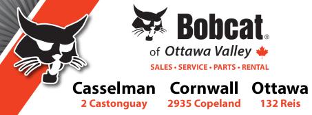 Bobcat Of Cornwall logo