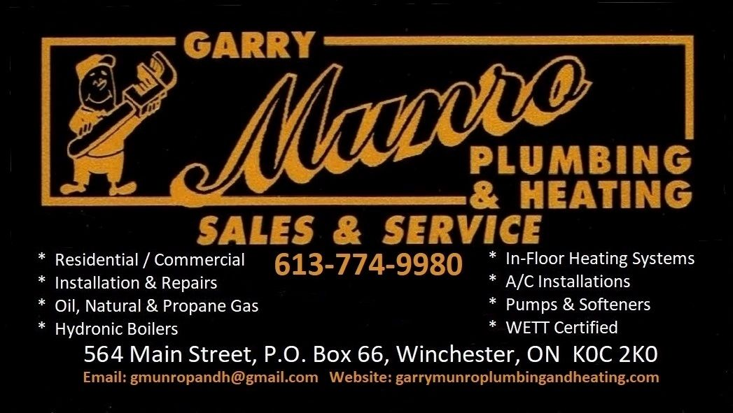 Munro Garry Plumbing & Heating logo