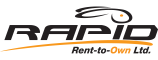 Rapid Rent-To-Own logo