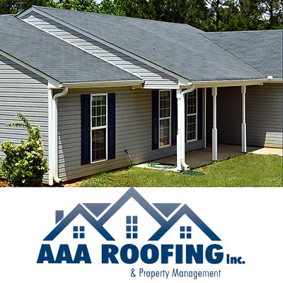 AAA Roofing logo