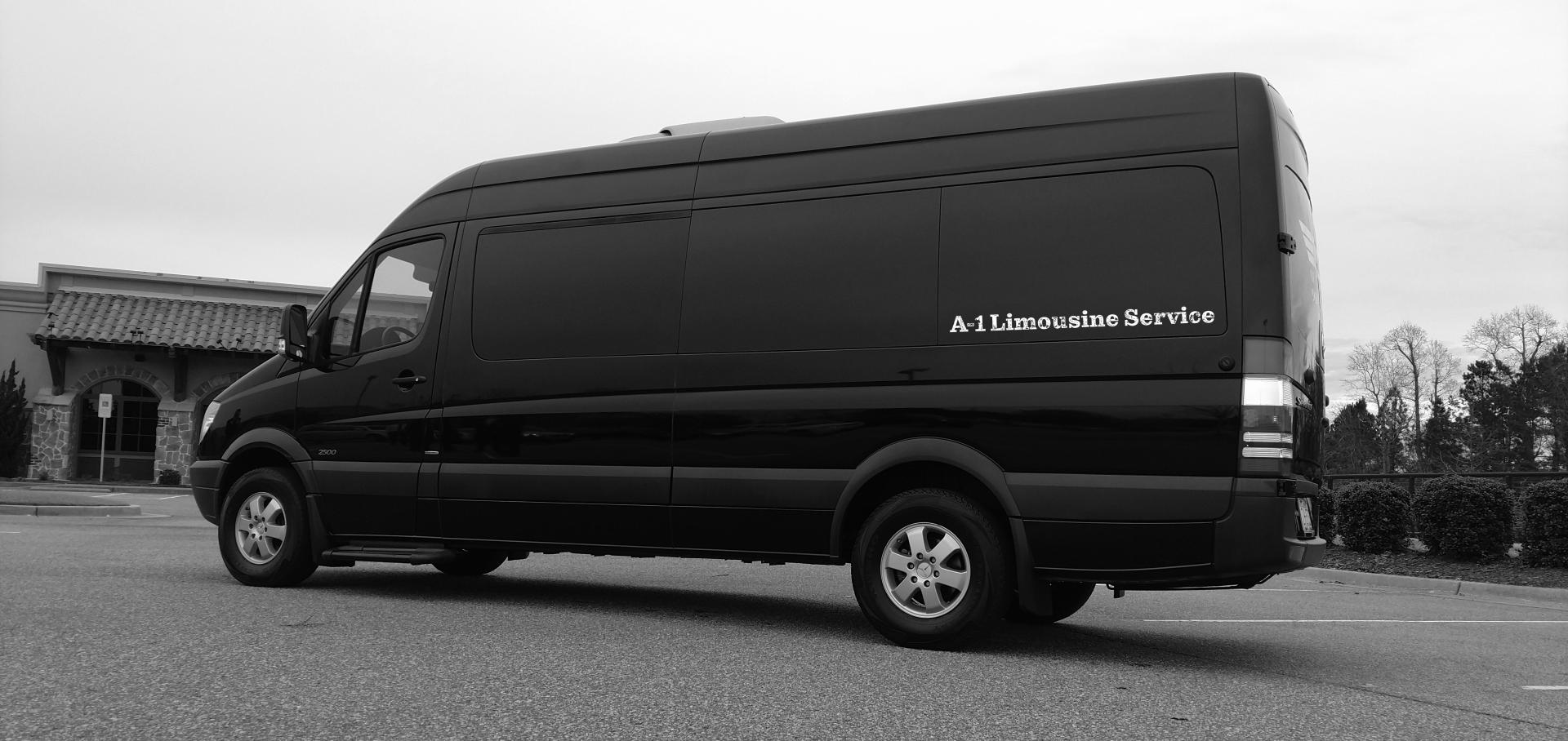 A-1 Limousine Service logo