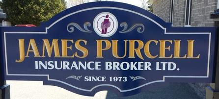 Purcell James Insurance Broker Ltd logo