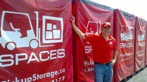 Spaces Storage Group logo