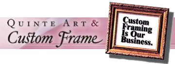 Quinte Art & Custom Frame logo