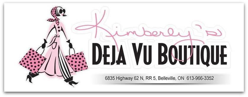 Deja-Vu Boutique logo